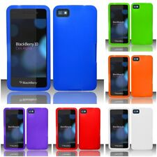 For BlackBerry Z10 Silicone Rubber Soft Grip Phone Case