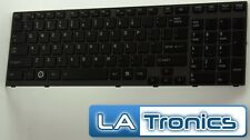 Toshiba Satellite A665 Genuine Keyboard US K000101550 Rev. A01 Tested, Grade A