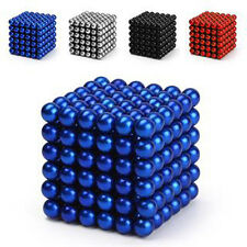 Hot 5mm 216pcs Magnet Balls Magic Beads 3D Puzzle Ball Sphere Magnetic Kids Toy