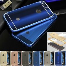 Luxury Brushed Aluminum Metal Metallic Frame Phone Case Cover For Google Pixel