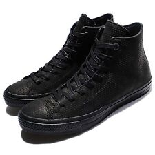 Converse Chuck Taylor All Star II Lux Leather High Top Black Gum Men 155762C