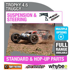 HPI TROPHY 4.6 TRUGGY [Steering & Suspension] Genuine HPi Racing R/C Parts!