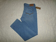 GUESS JEANS MENS VERMONT SLIM FIT SIZE 40X34 LOW RISE TAPERED LEG BUTTON FLY NWT