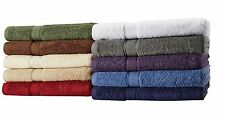 Luxury Ultra Soft Towels Egyptian Cotton 6-Piece Towel Set bath hand washcloths