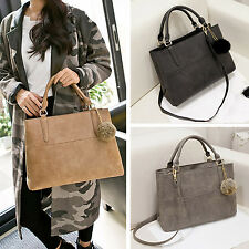 N Fashion Women Handbag Shoulder Bag Messenger Large Tote Leather Ladies Purse