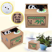 Itazura Automatic Stealing Coin Cat Cute Kitty Penny Cents Piggy Bank Saving Box