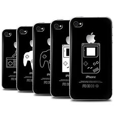 STUFF4 Back Case/Cover/Skin for Apple iPhone 4/4S/Gaming Controller