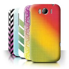 STUFF4 Back Case/Cover/Skin for HTC Sensation XL/G21/Ombre Fashion
