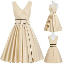 Women Summer Short Cocktail Elegant Bridal Ball Evening Prom Party Formal Dress