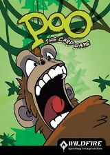 Poo The Card Game - Fling Poo & Be King of the Monkey Cage