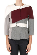 FENDI Woman Silk Jacket with Belt Made in Italy New with Tags and Original