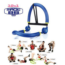 Magic BB Body Exercise System Portable Ab Machine Fitness Home Gym Abdominal