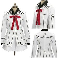 Vampire Knight Yuki Kurosu Kuran Suit Cosplay Costume School Uniform White Dress