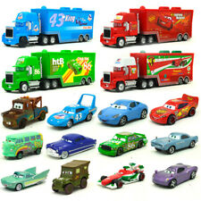 Disney Pixar Cars Toy Levin Cars 2 Diecast NO. Mack Hauler Truck Kids Gifts