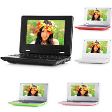 """HOT 7"""" Android Mini Notebook 4GB/8GB Quad Core Laptop PC Netbook Keyboard WIFI"""