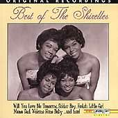 """The Shirelles CD : """" The Best of the Shirelles """" (rare/ oop)"""