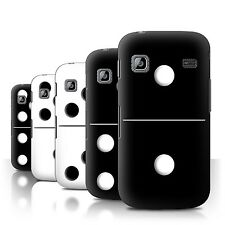 STUFF4 Back Case/Cover/Skin for Samsung Galaxy Gio/S5660/Dominoes/Dominos