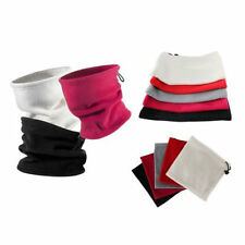 3in1 Sport Thermal Fleece Scarf Snood Neck Warmer Face Mask Beanie Hat Winter