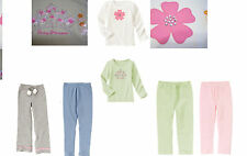 NWT Gymboree Fairy Wishes GIRLS Flower Gem tiarra Top tee shirt Velour Leggings