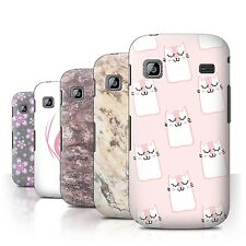 STUFF4 Back Case/Cover/Skin for Samsung Galaxy Gio/S5660/Pink Fashion