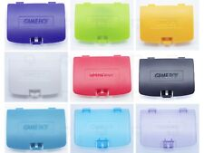 GBC Nintendo Game Boy Gameboy Color Replacement Battery Case Cover Parts Colours