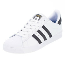adidas Mens Superstar Vulc Shoes in White