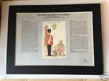History and Traditions of the British Army ,Modern Regiments, Prints