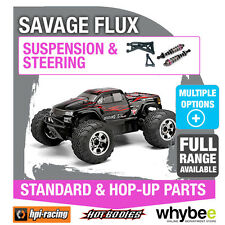HPI SAVAGE FLUX [Steering & Suspension] Genuine HPi Racing R/C Parts!