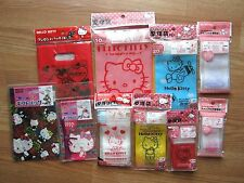 My Melody Hello Kitty Ziploc Bags Storage Gift Bag , NEW