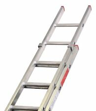 Aluminium Double & Triple Domestic Extension Ladders UK MANUFACTURE