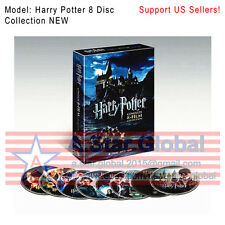 Harry Potter Complete 8-Film Collection (DVD, 2011, 8-Disc Set) NEW