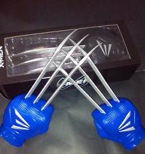 X Men Action Figures Wolverine Claw Cosplay Apocalypse Movie Kids Gift Novelty