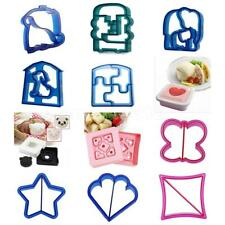 Kids Child Lunch Sandwich Toast Cookies Cake Bread Biscuit Food Cutter Mold PICK