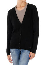 PRINCESS GOES HOLLYWOOD New Woman Black Cashmere Cardigan Sweater NWT