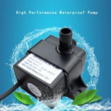 QR30A DC 12V 5W 260L/H Low Power CPU Brushless Water Pump Brushless DC Pump GA