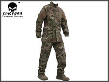 EMERSON Field Shirt & Pants R6 style Uniform Set MC Military Army Airsoft BD6889