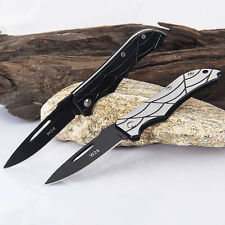 Stainless Steel Folding Knife W28 Outdoor Fishing Hunting Camping knife Tool