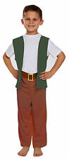 Kids Big Friendly Giant BFG Childrens Fancy Dress Costume Boys Book Week Outfit