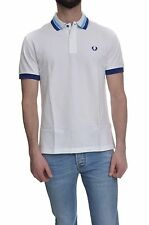 FRED PERRY contrasts Polo shirt, slim fit.