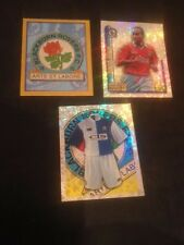Merlin's Official Sticker Collection-Premier League 1998 RARE BLACKBURN ROVERS