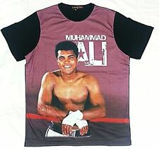 Muhammad Ali Men's T shirt  Boxing Legend The Greatest Champion Top