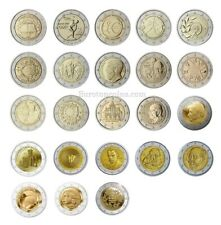 #RM# 2 EURO COMMEMORATIVE GREECE (2004-2016) - ALL PIECES - PLEASE CHOOSE