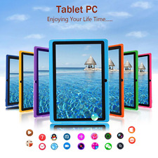 "NEW 6 Colors 7"" A33 Google Android 4.4 Quad Core Dual 1G 4GB Tablet PC EU"