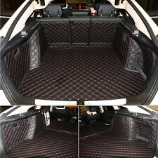 Car Trunk Mat Cargo Boot Liner Mats Waterproof For BMW 3 Series GT 2013-2016