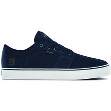 New ETNIES BARGE LS NAVY GUM WHITE