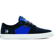New ETNIES BARGE LS NAVY BLUE