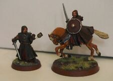 Boromir foot & mounted Lord of the Rings Hobbit GW strategy battle game