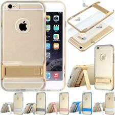 Fashion Ultra-Thin Soft Translucent Rubber Bumper Case Cover For Apple iPhone 6S