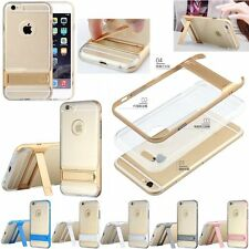 Fashion Ultra-Thin Soft Translucent Rubber Bumper Case Cover For Apple iPhone 6
