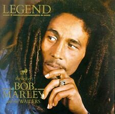 BOB MARLEY & THE WAILERS - The best of Bob Marley & The Wailers: Legend - CD